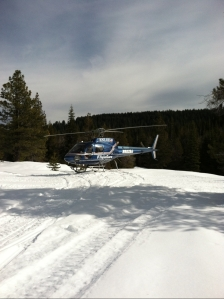 Winter Medivac training
