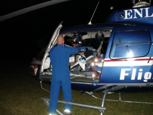 Night medivac