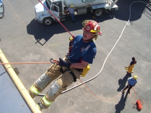 Repelling training